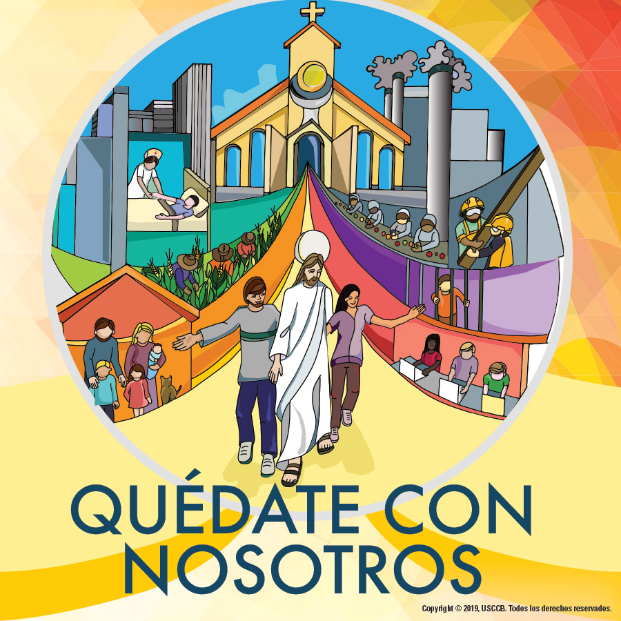 Catechetical Sunday 2019 - Clip Art Web Spanish