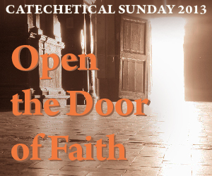 Catechetical Sunday 2013 Web Ad Size 300x250