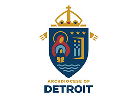 Archdiocese of Detroit Coat of Arms