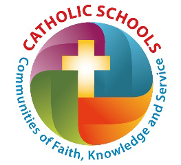 NCEA Catholic Schools Week logo.