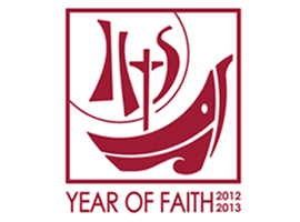 Year of Faith Official Logo