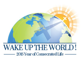 Year for Consecrated Life logo