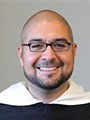 Francis Orozco, O.P., is a newly professed member of the Order of Friars Preachers Province of St. Martin de Porres community.