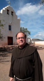 franciscan brother Chris Kerstiens  cns bob roller