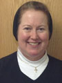 Sister Barbara O'Kane is a newly professed member of the Religious Teachers Filippini St. Lucy Province community.