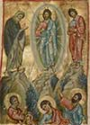 Digital image of The Transfiguration courtesy of the Getty's Open Content Program