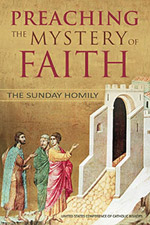 cover of Preaching the Mystery of Faith