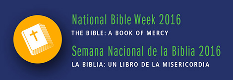 National Bible Week is November 13-19, 2016.