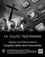 Support the Collection for the Catholic Communication Campaign - Print Ad B