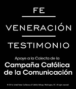Support the Collection for the Catholic Communication Campaign - Clip Art 1 Spanish