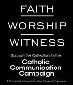 Support the Collection for the Catholic Communication Campaign - Clip Art 1