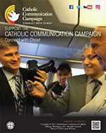 Catholic Communication Campaign Print Ad Color