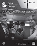 Catholic Communication Campaign Print Ad  Grayscale