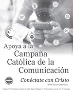 Catholic Communication Campaign - Ad BW Spanish