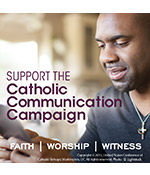 The collection for the Catholic Communication Campaign is taken up in most dioceses on the Sunday between Ascension Thursday and Pentecost.