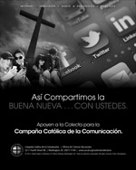 Catholic Communication Campaign - Print Ad Greyscale - Spanish