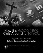 Catholic Communication Campaign - Print Ad Greyscale
