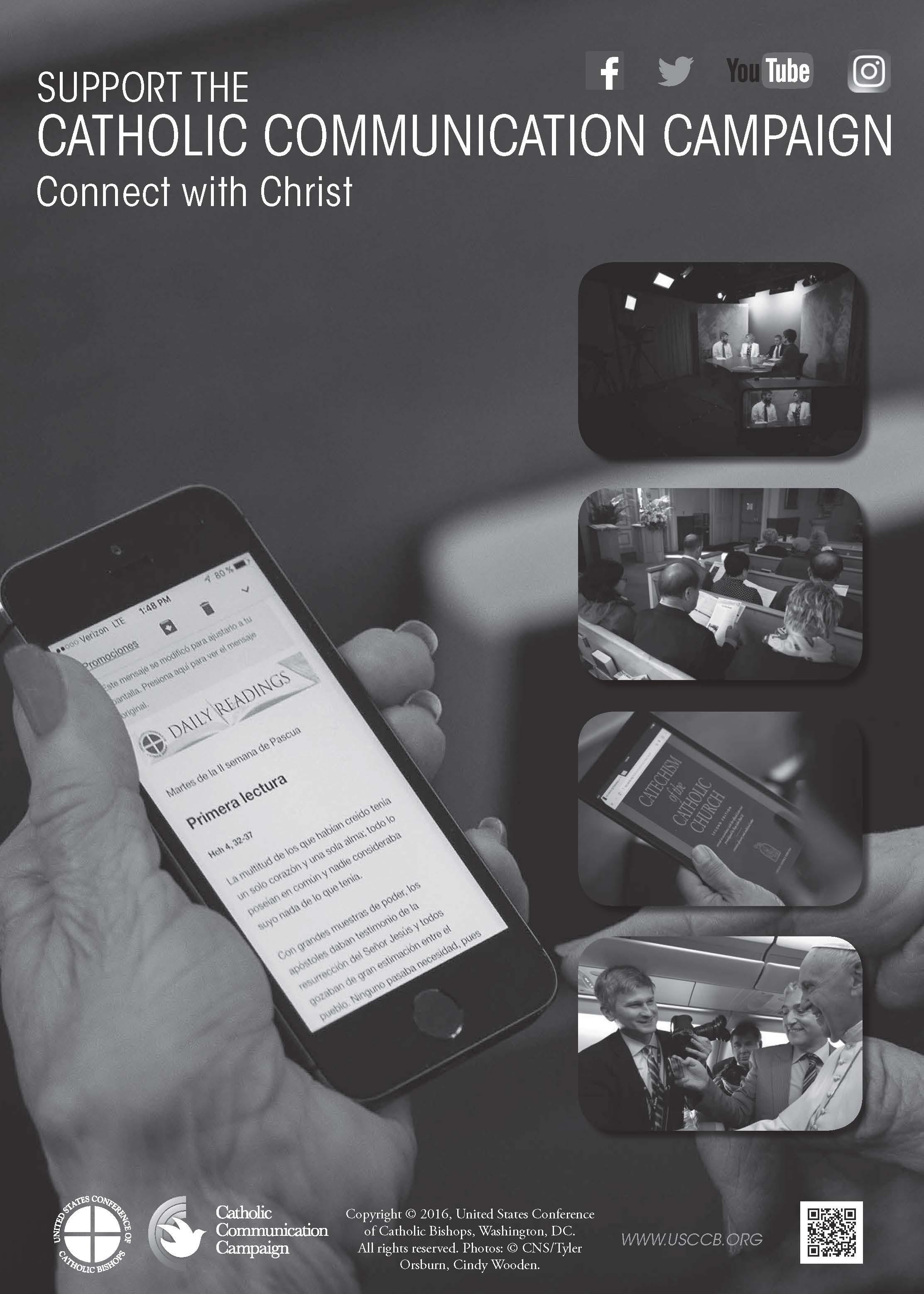 2018 Catholic Communication Campaign Resources