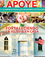 Support the Catholic Home Missions Appeal - Print Ad Color Spanish