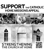 Support the Catholic Home Missions Appeal - Clip Art 1