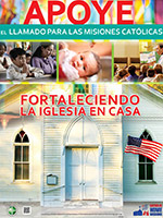 Support the Catholic Home Missions Appeal - Poster Spanish