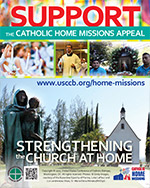 Catholic Home Missions Appeal Print Ad Color