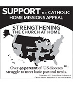 Catholic Home Missions Appeal Clip Art 2
