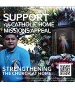Catholic Home Missions Appeal Clip Art