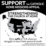 Catholic Home Missions Appeal 2019 - Clip art