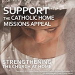 Catholic Home Missions Appeal 2019 - Clip art 1