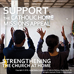 Catholic Home Missions Appeal 2019 - Clip art 2