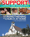 Catholic Home Missions Appeal 2019 - Ad Color
