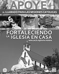 Catholic Home Missions Appeal 2019 - Ad BW Spanish