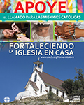 Catholic Home Missions Appeal 2019 - Ad Color Spanish