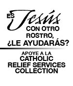 Support the Catholic Relief Services Collection - Clip Art 1 Spanish