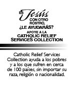 Support the Catholic Relief Services Collection - Clip Art 2 Spanish