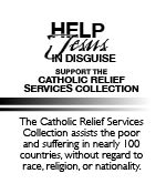 Support the Catholic Relief Services Collection - Clip Art 2