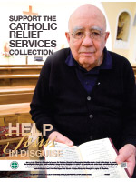 Catholic Relief Services Collection Poster