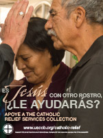 Catholic Relief Services Collection - Ad Color Spanish