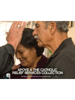 Catholic Relief Services Collection - Poster Spanish