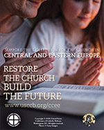 Collection for the Church in Central and Eastern Europe 2019 - Ad Color