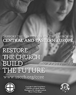 Collection for the Church in Central and Eastern Europe 2019 - Ad BW