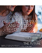 Collection for the Church in Central and Eastern Europe 2019 - Clip art 2