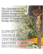 Collection for the Church in Central and Eastern Europe 2019 - Clip art
