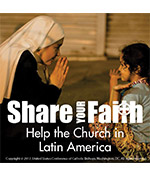 Collection for the Church in Latin America Clip Art Thumbnail 2