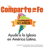 Collection for the Church in Latin America Clip Art Thumbnail en espanol