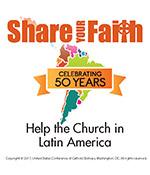 Collection for the Church in Latin America Clip Art Thumbnail
