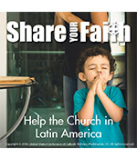 Collection for the Church in Latin America 2019 - Clip Art