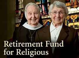 Retirement Fund for Religious 2019 Montage