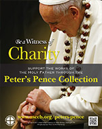Peter's Pence Collection Print Ad Color
